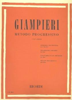 Metodo progresivo per Oboe Alamiro Giampieri Partition laflutedepan