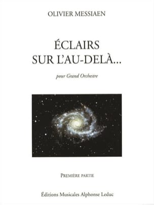 Eclairs sur l'Au-Delà - Partie 1 - Conducteur - laflutedepan.com