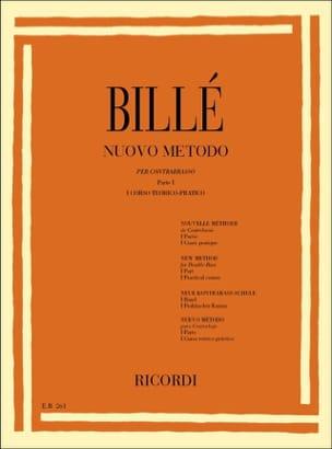 Nouvelle méthode de contrebasse, P. 1 / 1 Isaia Billè laflutedepan