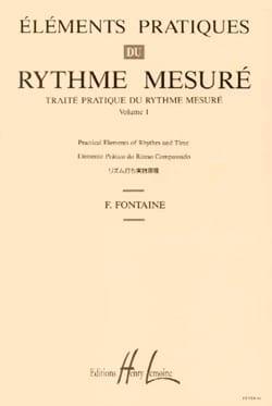 Volume 1 - Traité pratique du rythme mesuré laflutedepan