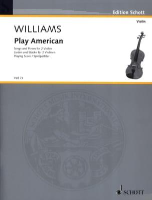 Play American Byron Williams Partition Violon - laflutedepan