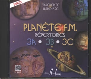 CD - Planète FM Volume 3 - Ecoutes Marguerite Labrousse laflutedepan