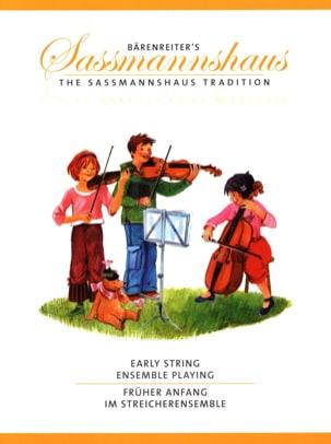 Early String Ensemble Paying egon Sassmannshaus Partition laflutedepan