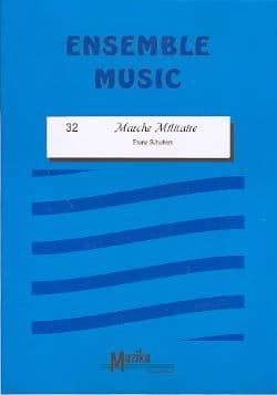 Marche militaire -Ensemble SCHUBERT Partition laflutedepan