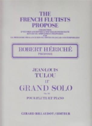 11ème Grand solo op. 93 - Flûte piano - laflutedepan.com