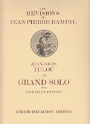 12ème Grand solo op. 94 - Flûte piano - laflutedepan.com