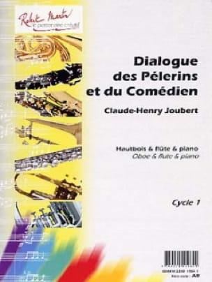 Dialogue des pélerins et du comédien - laflutedepan.com