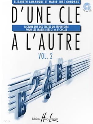 D'Une Clé à l'Autre - Volume 2 - laflutedepan.com