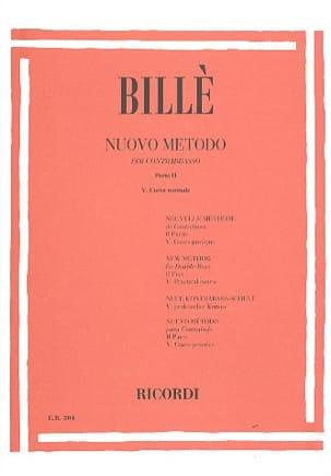 Nouvelle méthode de contrebasse, P. 2 / 5 Isaia Billè laflutedepan