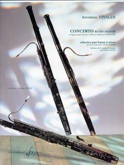 Concerto F. 8 n° 13 en do majeur VIVALDI Partition laflutedepan