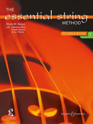 Essential string method, Volume 1 - Double bass laflutedepan
