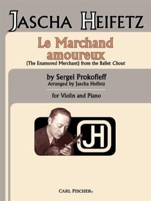 Serge Prokofiev - El mercader amante del violín. - Partition - di-arezzo.es