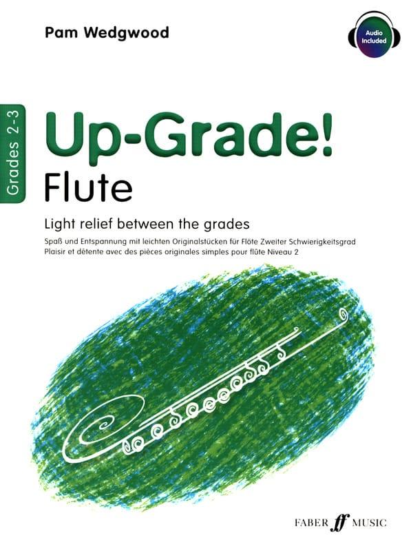 Up-Grade - Niveau 2 - Flûte - Pamela Wedgwood - laflutedepan.com