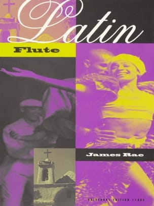 Latin Flute James Rae Partition Flûte traversière - laflutedepan
