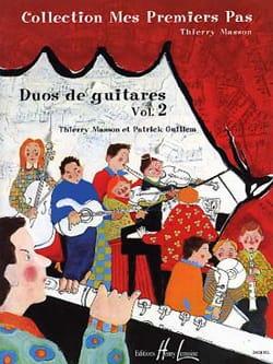 Duos de guitares - Volume 2 laflutedepan