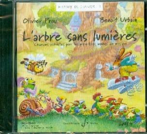 CD / L'arbre Sans Lumières - Histoire de Chanter 1 laflutedepan