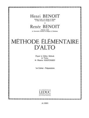 Méthode Elémentaire D'alto Volume 1 laflutedepan