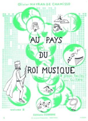 Au pays du Roi Musique - Volume 2 - laflutedepan.com