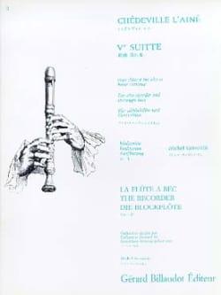 Suite n° 5 - Flûte à bec laflutedepan