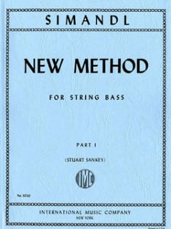 New method for string bass, part 1 Franz Simandl laflutedepan