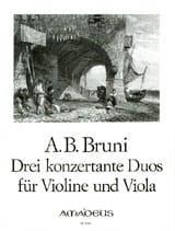 3 Konzertante Duos op. 25 n°4-6 - Violine u. Viola laflutedepan