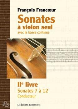 Sonates à violon seul avec la basse continue - 2e livre - 2e partie laflutedepan