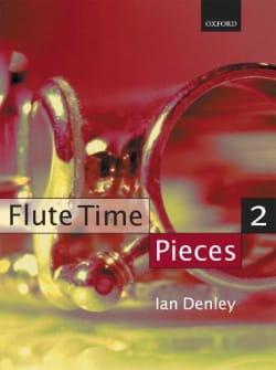 Flute Time Pieces - Volume 2 Ian Denley Partition laflutedepan
