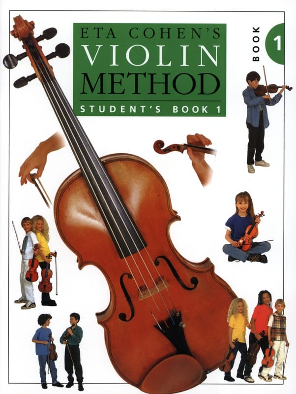 Violin Method, Volume 1 - Student - Eta Cohen - laflutedepan.com