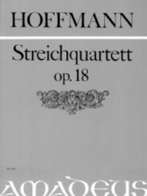 Streichquartett p.18 -Stimmen - Ludwig Hoffmann - laflutedepan.com