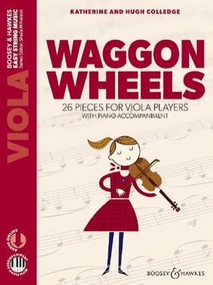 Waggon Wheels - Alto et Piano Katherine & Hugh Colledge laflutedepan