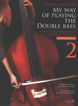 My way of playing the double bass, Volume 2 laflutedepan