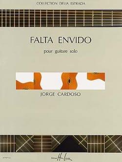 Falta Envido Jorge Cardoso Partition Guitare - laflutedepan