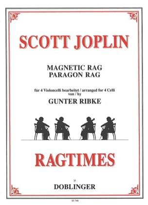 2 Ragtimes JOPLIN Partition Violoncelle - laflutedepan
