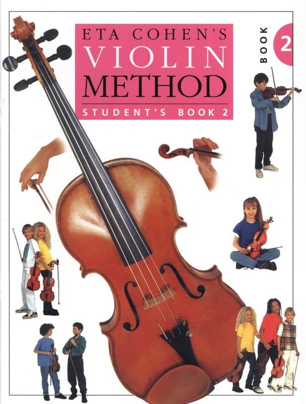 Violin Method, Volume 2 - Student - Eta Cohen - laflutedepan.com