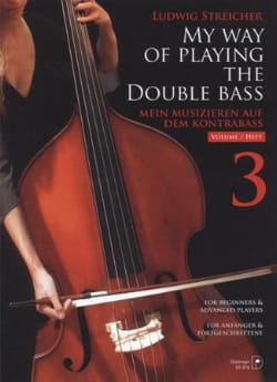 My Way Of Playing The Double Bass Volume 3 laflutedepan