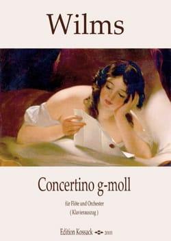 Concertino en sol mineur - Flûte et piano laflutedepan