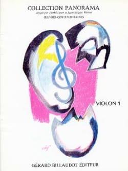 Panorama Violon Volume 1 Partition Violon - laflutedepan