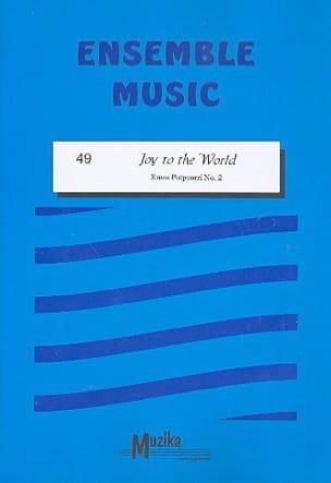 Joy to the World -Ensemble - Partition - laflutedepan.com