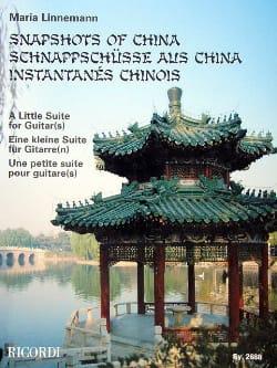 Snapshots of China - Maria Linnemann - Partition - laflutedepan.com