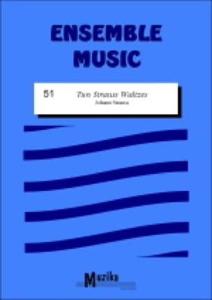 2 Strauss waltzes -Ensemble - laflutedepan.com