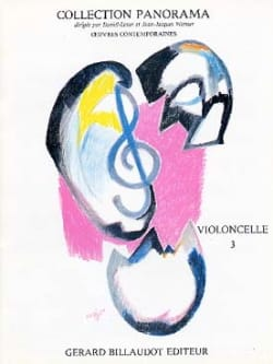 Panorama Violoncelle Volume 3 Partition Violoncelle - laflutedepan