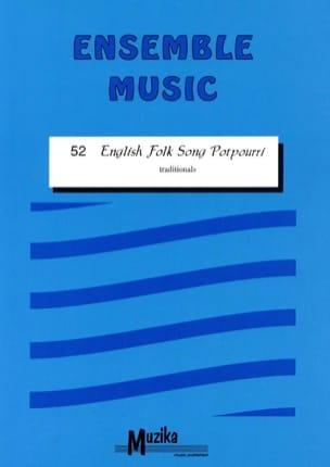 English folk song Potpourri -Ensemble - laflutedepan.com