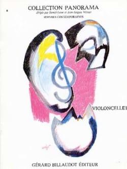 Panorama Violoncelle Volume 1 Partition Violoncelle - laflutedepan