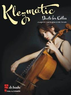 Klezmatic Duets for Cellos Partition Violoncelle - laflutedepan