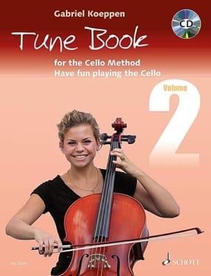 Tune Book for the Cello Method - Volume 2 laflutedepan