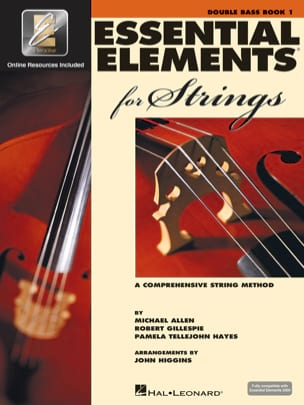 Essential Elements for Strings - Book 1 - Double Bass laflutedepan