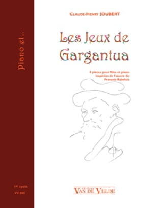 Les Jeux de Gargantua - Claude-Henry Joubert - laflutedepan.com
