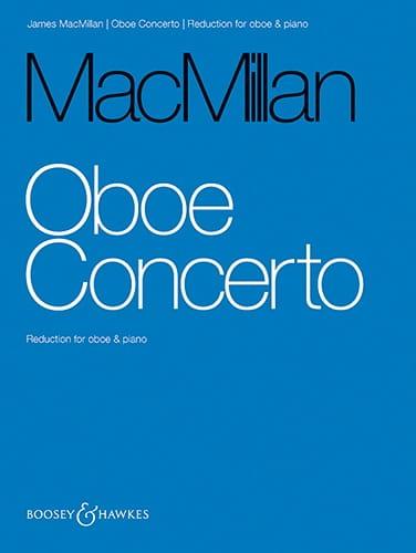Concerto pour Hautbois - James MacMillan - laflutedepan.com