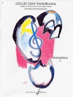Panorama Violoncelle Volume 2 Partition Violoncelle - laflutedepan