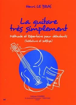 La Guitare Très Simplement Bras Henri Le Partition laflutedepan